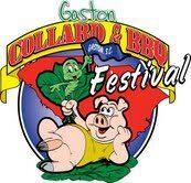 Gaston festival logo